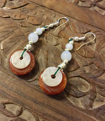 Earrings- Jade- Comfort & Reliability