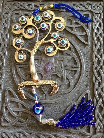 Hanging Tree- Evil Eye for protection