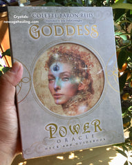 Oracle card- Goddess Power by Colette Baron-Reid * NEW Release