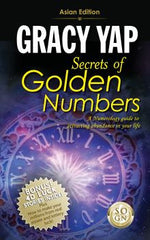 Book- Secrets Of Golden Numbers by Gracy Yap