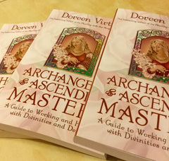 Book- Archangels & Ascended Masters by Doreen Virtue