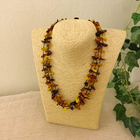 Necklace- Baltic Amber