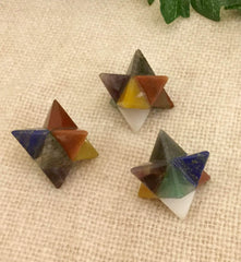 Merkaba- Multi Colored ( 25mm )