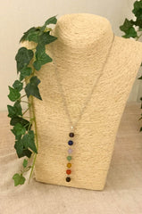 Necklace Chain- 7 Chakra Beads c/w chain