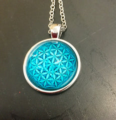 Necklace Pendant- Flower of Life 25~28mm