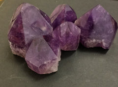 Amethyst Points - various sizes   * From Brazil High quality