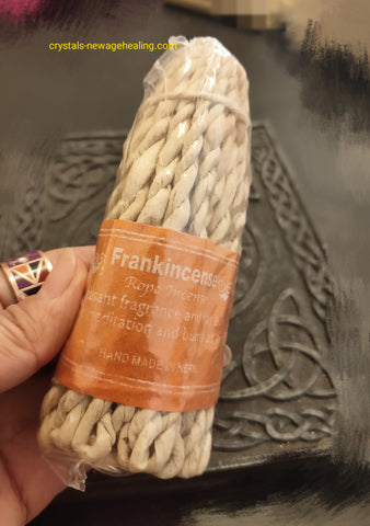 Frankincense Rope Incense from Nepal