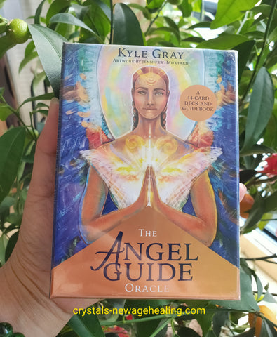 Oracle cards- Angels Guide by  KYLE GRAY