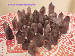 Amethyst Points   * From Brazil
