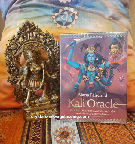 Oracle cards- Kali Oracle by Alana Fairchild