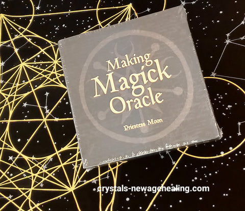 Oracle cards- Making Magick Oracle
