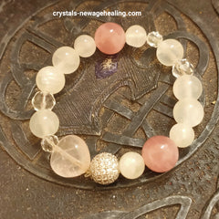 Bracelet - Selenite of Healing