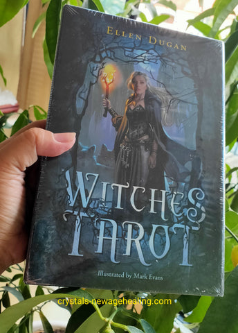 Tarot- Witches Tarot by Ellen Dugan & Mark Evans