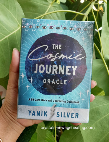 Oracle cards- The Cosmic Journey By Yanik Silver