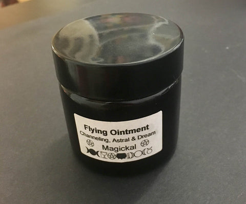 Magickal Flying Ointment