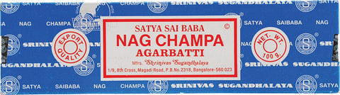 Incense- Nag Champa 40gm