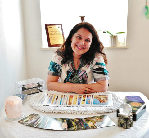 Michelle Araujo Psychic & Therapist Profile