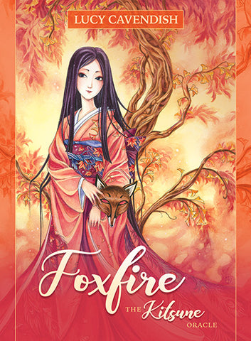 Oracle cards- Foxfire: The Kitsune Oracle