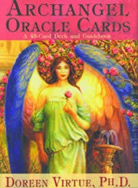 Oracle cards- Archangels oracle cards by Doreen Virtue