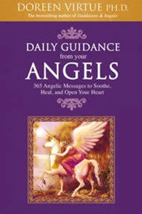 Oracle cards- Daily Guidance from your Angels by Doreen Virtue