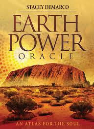 Oracle cards- Earth Power by STACEY DEMARCO