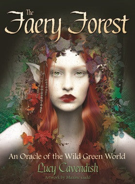 Oracle cards- Faery Forest Deck by Lucy Cavendish & Maxine Gadd