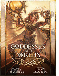 Oracle cards- Goddesses & Sirens by STACEY DEMARCO