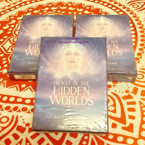 Oracle cards- Oracle of the Hidden World