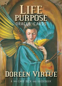 Oracle cards- Life Purpose by Doreen Virtue