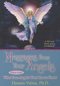 Oracle cards- Messages from your Angels by Doreen Virtue