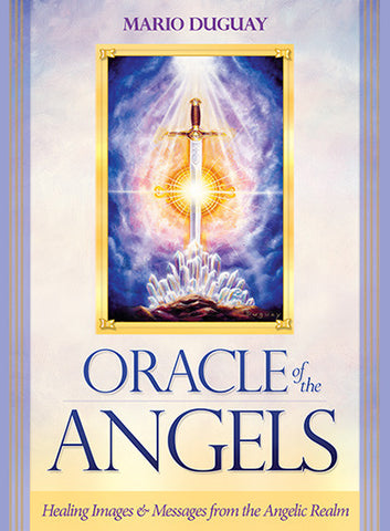 Oracle cards- Oracle of the Angels by Mario Duguay