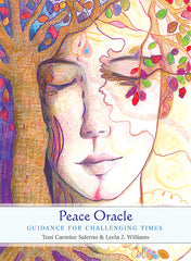 Oracle cards Peace Oracle Guidance for Challenging Times by Toni Carmine Salerno & Leela J Williams