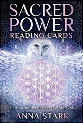 Oracle cards- Sacred Power Oracle cards by Anna Stark