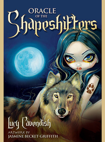 Oracle Cards- Oracle of the Shapeshifters by Lucy Cavendish