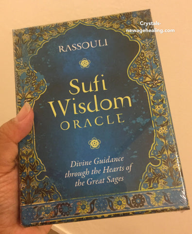 Oracle cards- Sufi Wisdom Oracle