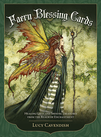 Oracle cards-  Faery Blessing Cards
