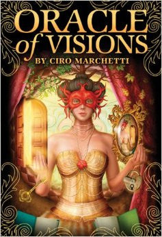 Oracle cards- Oracle of Visions by Ciro Marchetti