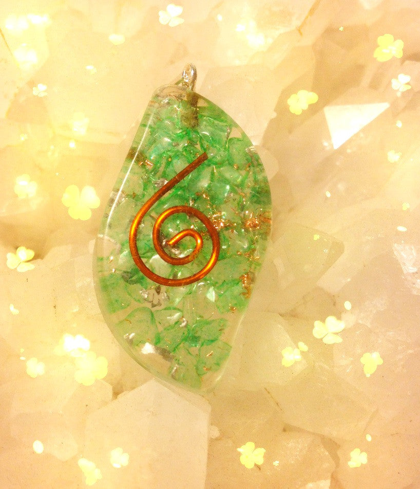 Orgone pendants qi new age healing singapore crystals new orgone pendants mozeypictures Images