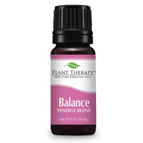 Plant Therapy- Balance Synergy Essential Oil (For Women) 10ml