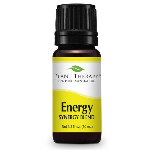 Plant Therapy- Energy Synergy Essential oils 10ml