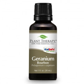 Plant Therapy- Geranium Bourbon Essential Oil 30ml