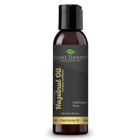 Plant Therapy- Hazelnut Carrier Oil 4oz 118ml