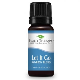 Plant Therapy- Let It Go Synergy Blend 10ml