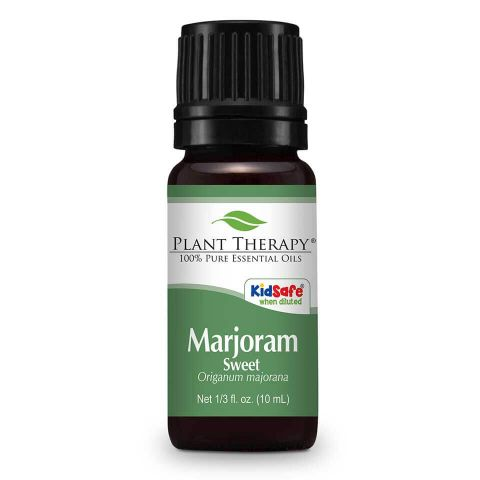Plant Therapy - Marjoram Sweet Essential Oil 10ml