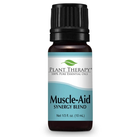 Plant Therapy- Muscle-Aid Synergy Essential Oil 10ml