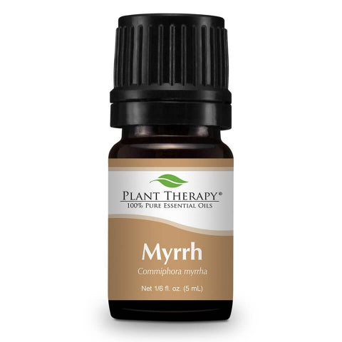 Plant Therapy- Myrrh Essential Oil 5ml