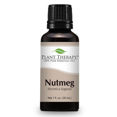 Plant Therapy- Nutmeg Essential Oil 30ml