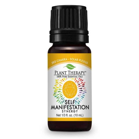Plant Therapy Self Manifestation (Solar Plexus Chakra) Essential Oil 10ml