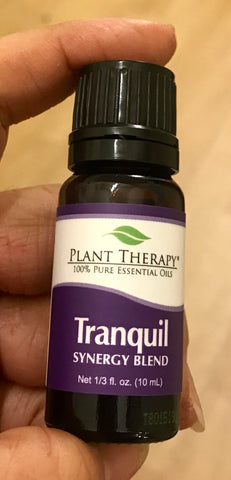 Plant Therapy- Tranquil Synergy 10ml