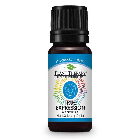 Plant Therapy True Expressions ( Throat Chakra )Essential Oil 10ml